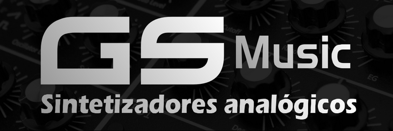 GS Music - Sintetizadores analógicos - Analog synthesizers